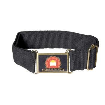 Maharaja Agrasen School Belt Black, m 30
