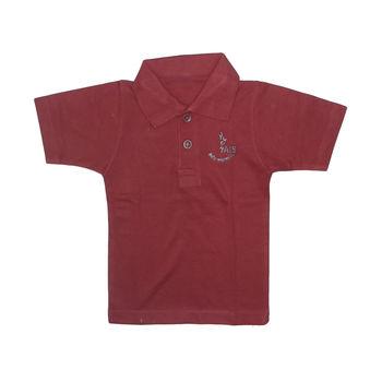 AIS House Maroon Tshirt, 24