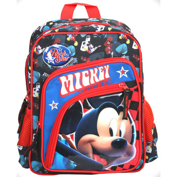 Mickey Rockstar School Bag