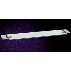 ESSESS: BATHROOM ACCESSORIES CRUZO SERIES - AC607 GLASS / ACRYLIC SHELF