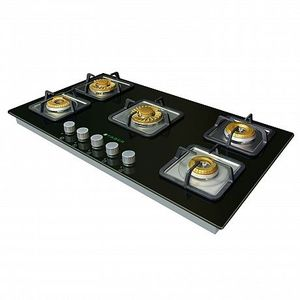 FABER KITCHEN APPLIANCES - BUILT IN HOBS HGG 905 CRS BR CI