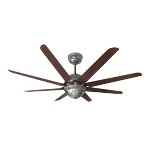 HAVELLS: SPECIAL FINISH FANS OCTET - 1320 MM SWEEP, wenge brushed nickel