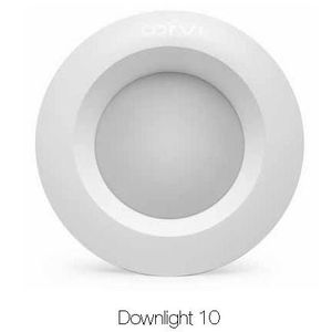 CORVI LED LIGHT: Downlight 10 - 10W, natural light