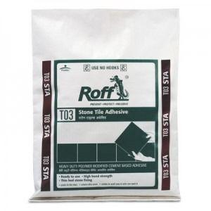 ROFF STONE TILE ADH[ 25 KG] (W. P. B)