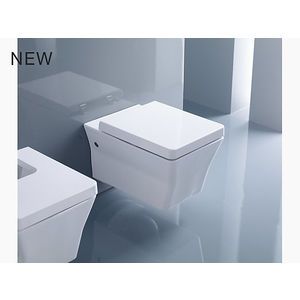 KOHLER SANITARYWARE REVE SERIES - K-5053IN00 WALL HUNG BOWL WITH SEAT