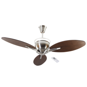 HAVELLS: PREMIUM UNDERLIGHT FANS FLORINA - 1320 MM SWEEP BRUSHED NICKEL