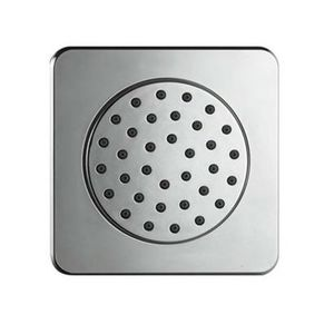 JAQUAR BODY SHOWERS SERIES - BSH-1751 BODY SHOWER WALL MOUNTED 100X100 MM SQUAR SHAPE WITH RUBIT CLEANING SYSTEM