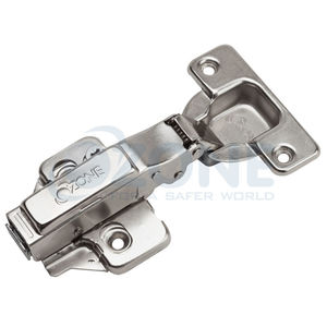 OZONE ERGOTEC CABINET HINGES - SOFT CLOSE HYDRAULIC WITH 3D ADJUSTMENT (35 MM), type a