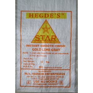 STAR GREY GOLD LIME (SALLA), 12 kg