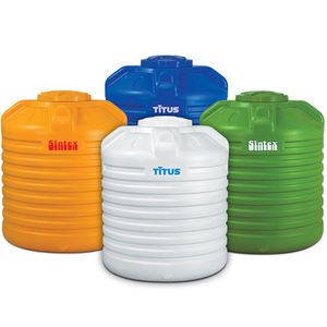 SINTEX TITUS TRIPLE LAYERED TANKS, 500 ltr, green