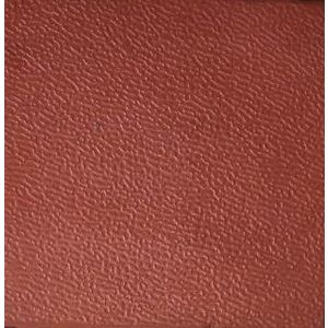 8 X 8 GLOSSY PAVING BLOCK (80MM THICKNESS), red