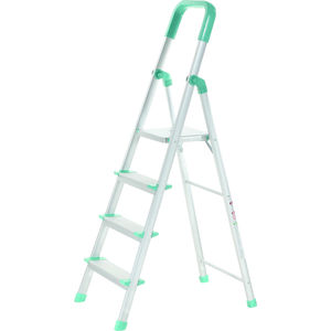 PEARL ALLUMINUM LADDER 4 STEPS