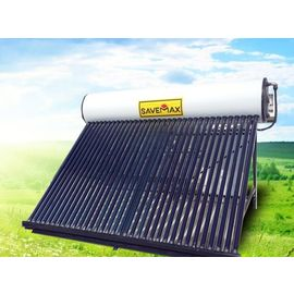 SAVEMAX - ETC SOLAR WATER HEATER (GLASS TUBE), 150 lpd
