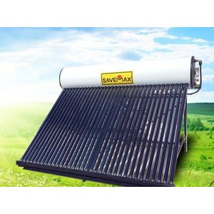 SAVEMAX - ETC SOLAR WATER HEATER (GLASS TUBE), 250 lpd