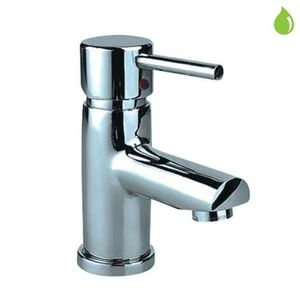 JAQUAR FLORENTINE SERIES SINGLE LEVER - FLR-5001B BASIN MIXER WITHOUT POPUP WASTE SYSTEM WITH 450MM LONG BRAIDED HOSES