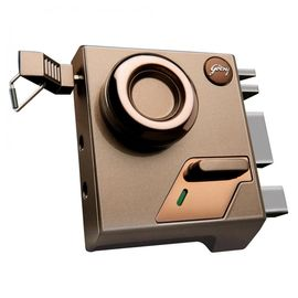 GODREJ ULTRA EXS ALTRIX RIM LOCKS MILANO BRONZE, 1ck outside opening