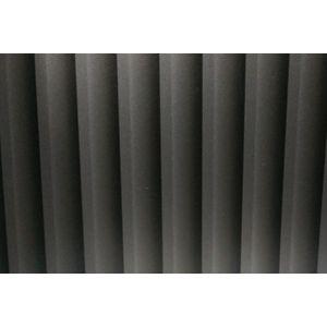 ALUDECOR ACP PANELS CORTINA SERIES GRADE AL 33: METALLIC BLACK(CT10), sheet size 12 feet x 4 eeft