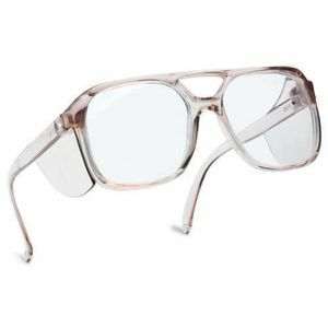 UDYOGI EYE PROTECTION GOOGLE - HT VISION SERIES, CLEAR LENS