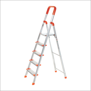 PEARL ALLUMINUM LADDER 5 STEPS