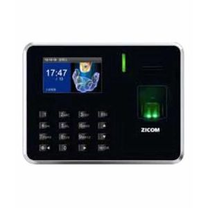 ZICOM BIOMETRIC TIME ATTENDANCE SYSTEM