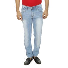 Stylox Light Blue Ruff Jeans(DNLB6001), 34