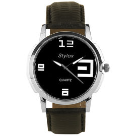 Stylox Black Dial Stylish Watch(STX101)
