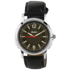 Stylox Black Stylish Watch(STX106)
