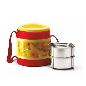 ranger 2 cont - Milton - Insulated Plastic - Hot Food Tiffin
