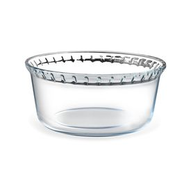 Borosilicate Baking Bowl 1300ml - Treo - Glass - Microwave Container