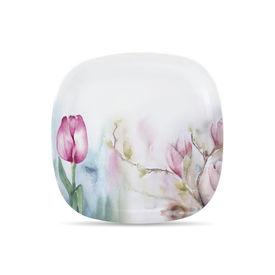 square round small plate (6 Pcs Set) - Milton - Melamine - Dish