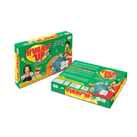 Hurry Up Board Game Educational Game for kids