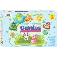 Mould and paint Cutties Painting kit Toys For kids