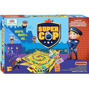 Super COP Board Game Fun Game