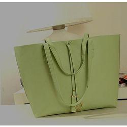 Leisure beach bag, Light Green