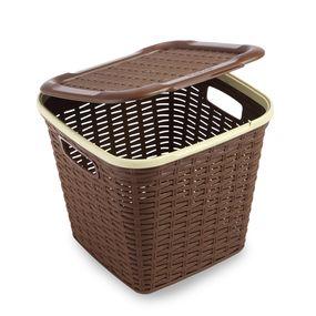 CRESTA BASKET 15 LTR, brown