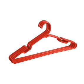 Hanger 040 Set of 12,  red