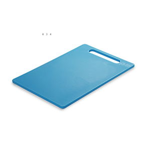 Chopping Board 30.6X20.6X0.75 Cm,  blue