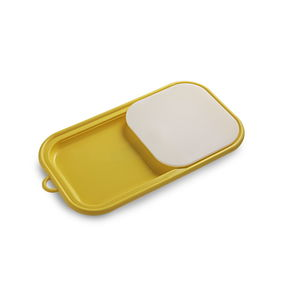Easy Chop Chopping Board,  yellow