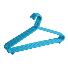 Hanger Set, Set Of 12,  blue