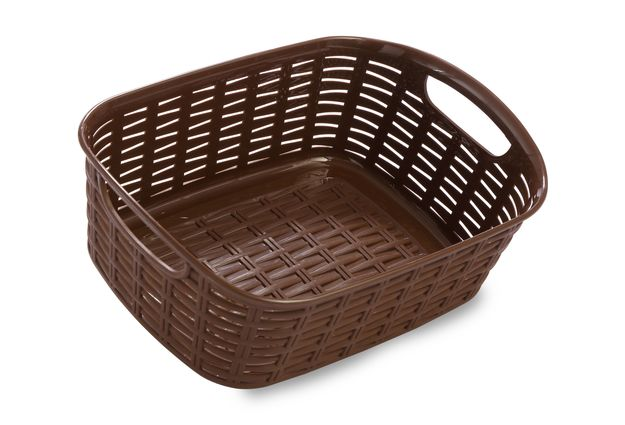 CRESTA BASKET 3 LTR, brown