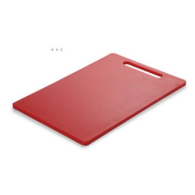 Chopping Board, 37Cm,  red