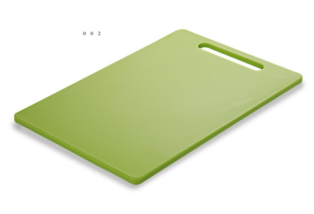 Chopping Board, 37Cm, Blue,  natural