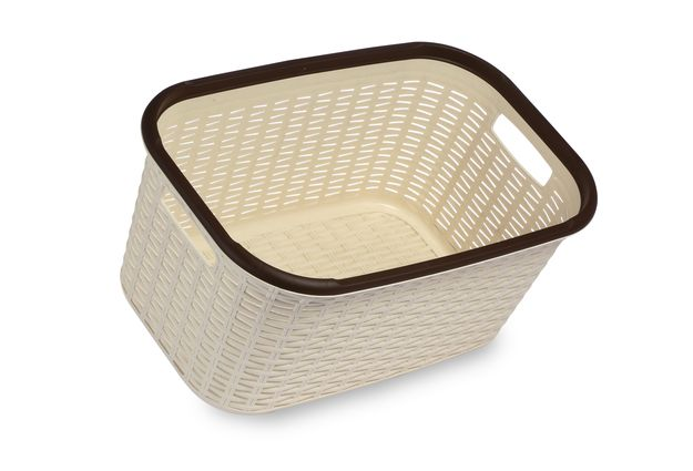 Cresta Basket 27 Ltr, cream
