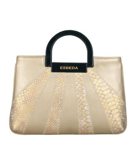 ESBEDA Medium Size Shiny Glitter Armbag For Womens-A00100042-39,  blue