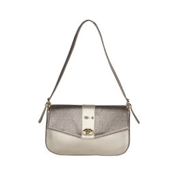 ESBEDA Solid Sweet Elegant handbag For Women,  gunmetal