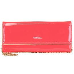 ESBEDA Ladies Clutch 8646,  red