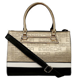 Esbeda Ladies Shoulder bag D1605,  pale gold