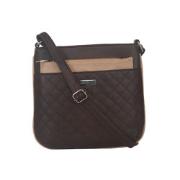 ESBEDA Ladies Sling Bag MZ300716,  brown