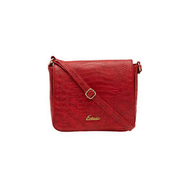 ESBEDA LADIES SLING BAG AD080417-1,  red