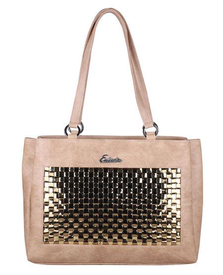 Esbeda Chatai Handbag 3637,  beige